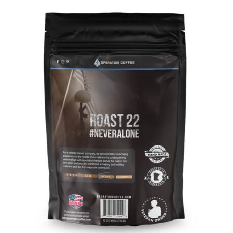 Operator Coffee Roast 22 B