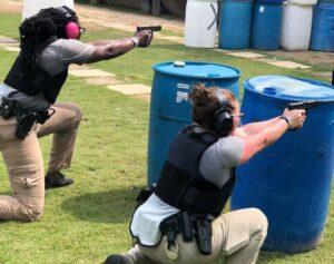 Female Officer Survival Range
