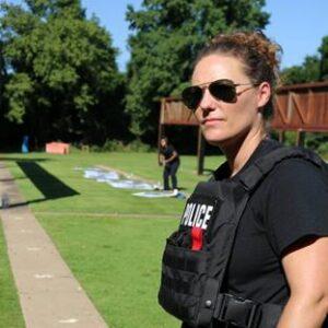 Female Officer Survival Teena Gooding