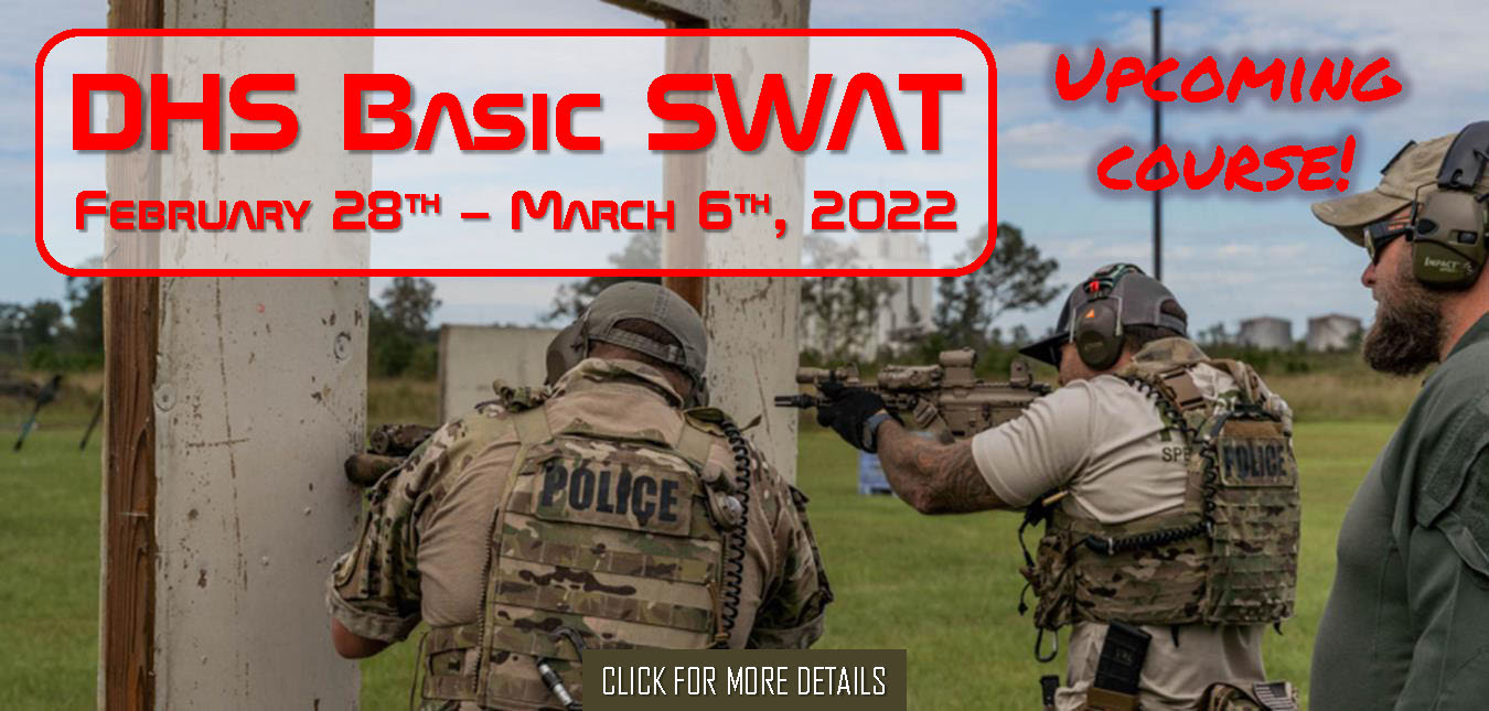 DHS Basic SWAT February 28th March 6th 2022